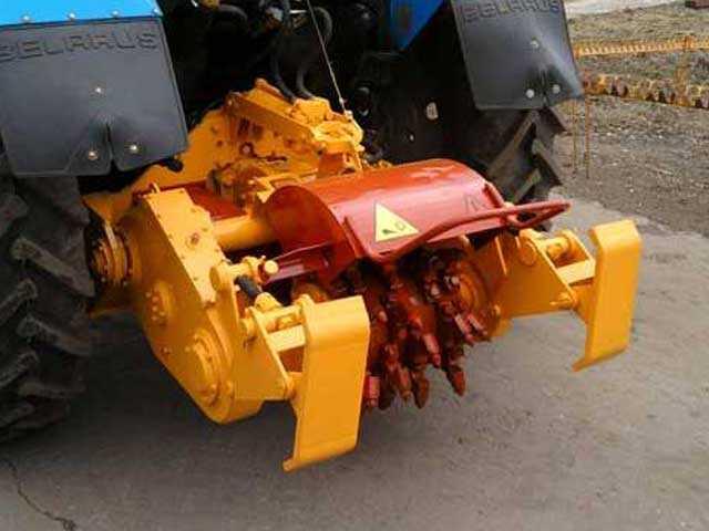Продам Фреза для ямочного ремонта дорог ОФ-400