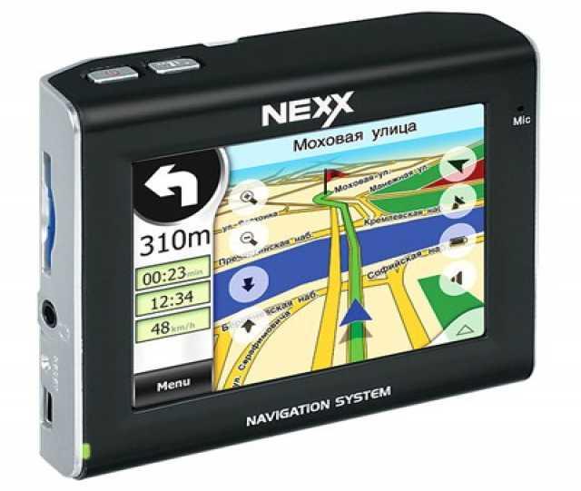 Продам Навигатор Nexx NNS-3510.