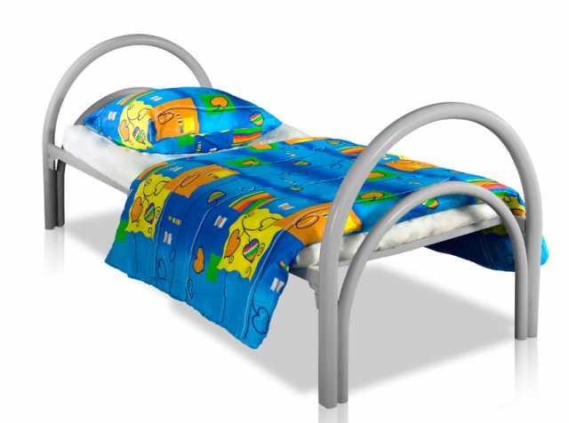 Продам кровати железные для общежитий оптом