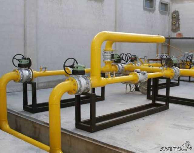 Предложение: Газоснабжение:проект, монтаж,оформление