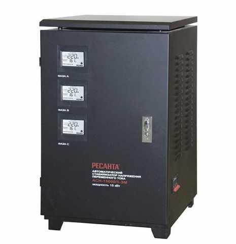 Продам Стабилизатор трехфазный АСН-15000/3