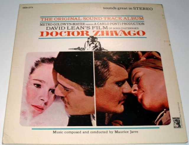 Продам: Винил. Доктор Живаго. Альбом. США