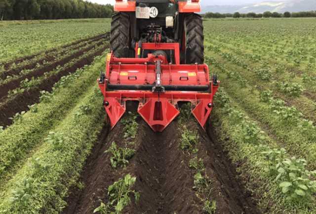 Продам Техника для обработки почвы Forigo