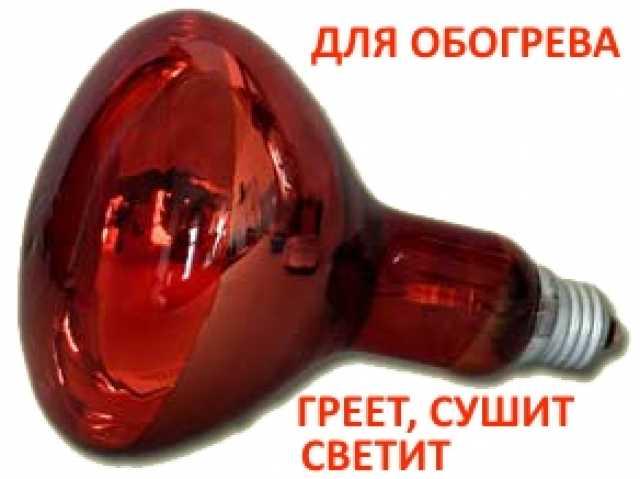 Продам: Лампа для обогрева животных ИКЗК