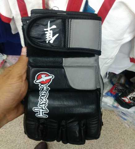 Продам: Перчатки MMA hayabusa