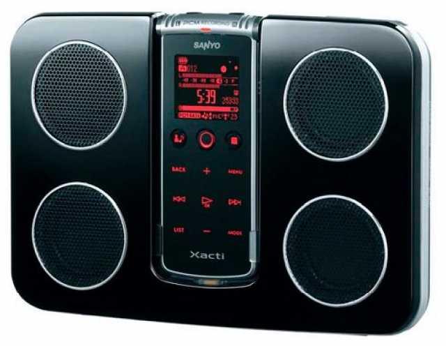 Продам цифровой диктофон Sanyo ICR-XPS01