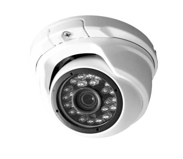 Продам: Купольная FullHD IP-видеокамера