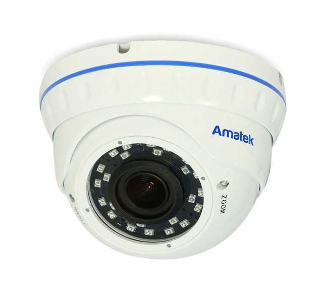 Продам: Купольная IP видеокамера 4Мп