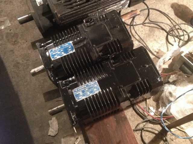 Продам Электродвигатель подач 3МТА 17Нм.