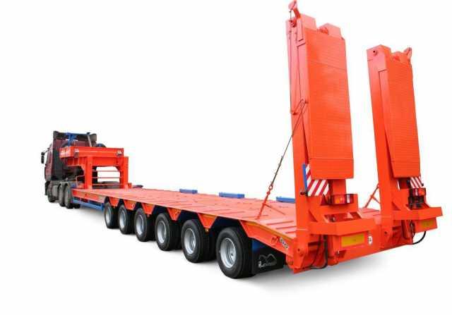 Предложение: Аренда Тралов от 10 до 120 тонн