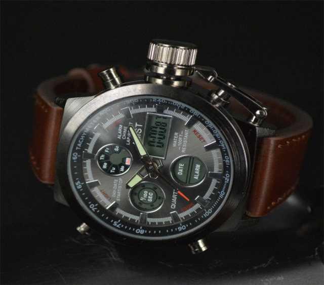 Продам   Часы AMST+ Клатч в подарок