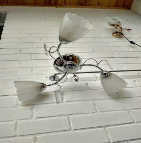 Продам: новая люстра Л-36 на 3 лампы