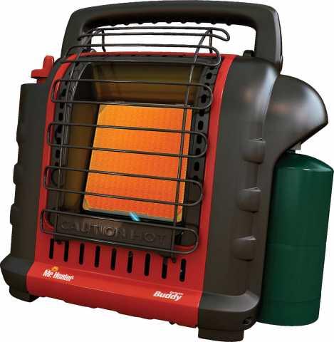 Продам Mr. Heater газовый обогреватель