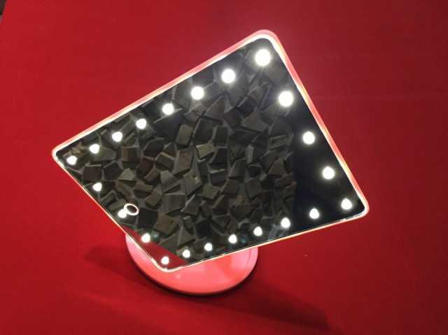 Продам LED Зеркало с подсветкой для макияжа 20