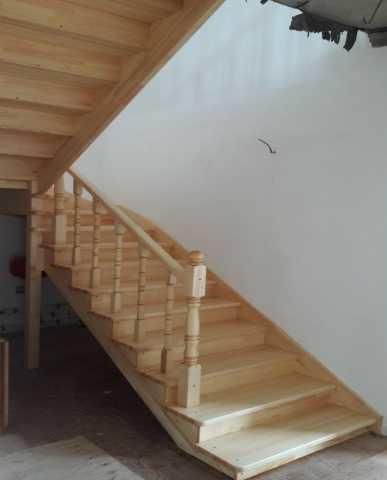 Предложение: Монтаж и изготовление лестниц без переку