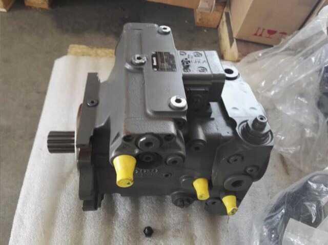 Продам: Насос Rexroth A4VG125 для бетононасосов