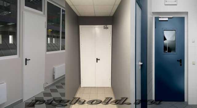 Продам Противопожарная дверь 60, производство