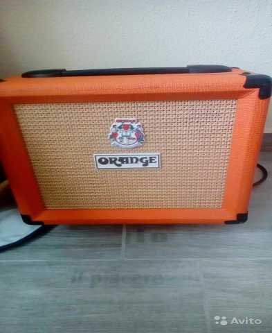 Продам Orange crush 12