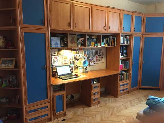 Продам Модул. Набор мебели для молодёжной комна