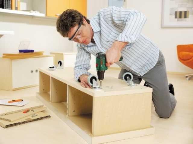 Предложение: Ремонт любой мебели