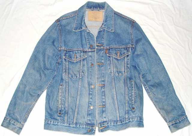Продам Джинсовая куртка Montana. Original Basic