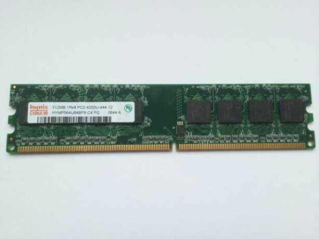 Продам Оперативная память Hynix (2шт.) 512Мб