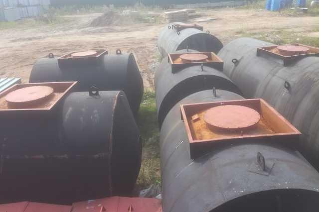 Продам Резервуар стальной  для нефтепродуктов