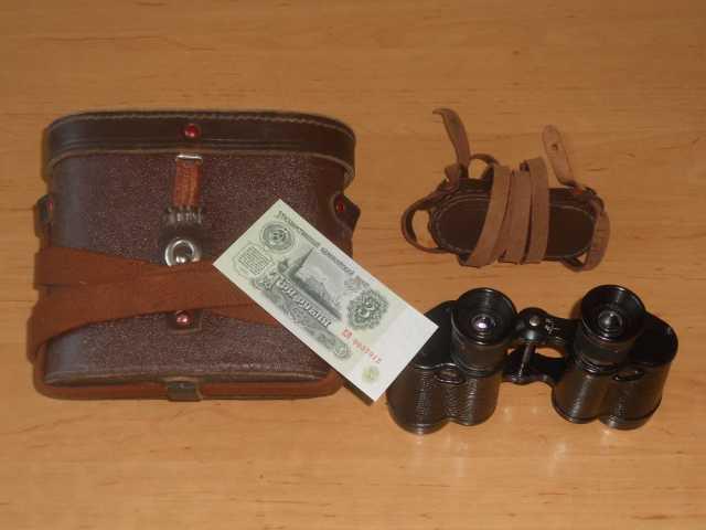 Продам Бинокль Б6х30 (с соринкой)