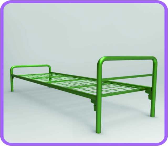Продам Кровати оптом, кровати для вагончиков
