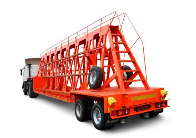 Предложение: Аренда Панелевозов перевозка жби изделий