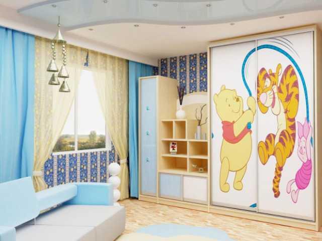 Продам Шкаф-купе для детской комнаты