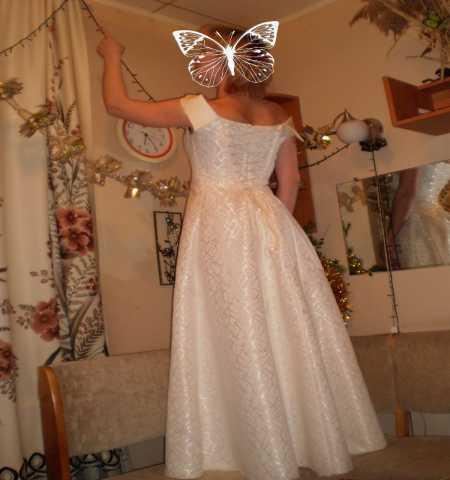 Продам Платье свадебное, вечернее