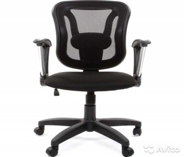 Продам: Кресло СН 452 ткань сетка цвет черный б/