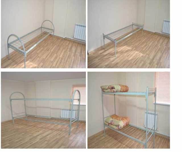 Продам Кровати металлические для строителей опт
