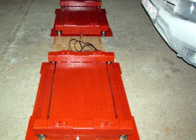 Продам Автовесы подкладные до 15 тонн