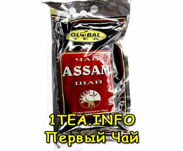 Продам Чай Ассам гранулированный 1 кг.