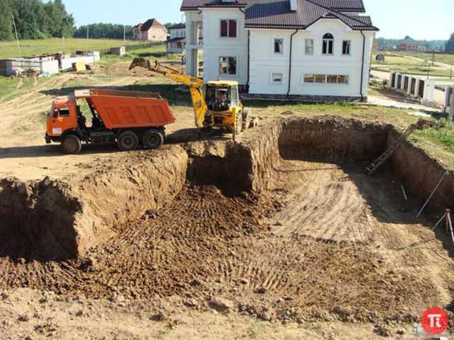 Предложение: земляные работы