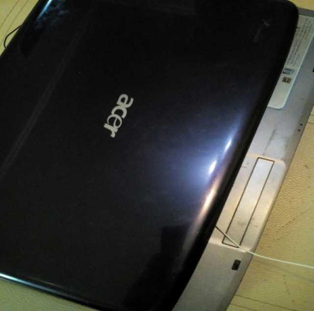 Продам Корпус от Acer Aspire 5536G без поддона