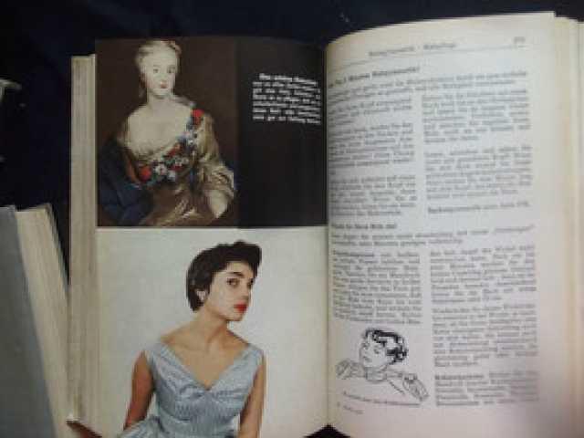 Продам: 1955 год Немецкая энциклопедия домашнего