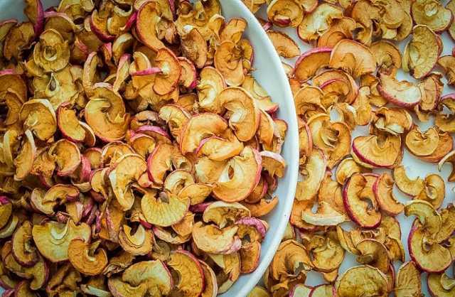 Продам яблоки сушеные сухофрукты из яблок