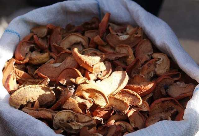 Продам: Груша сушёная, сухофрукты из груши