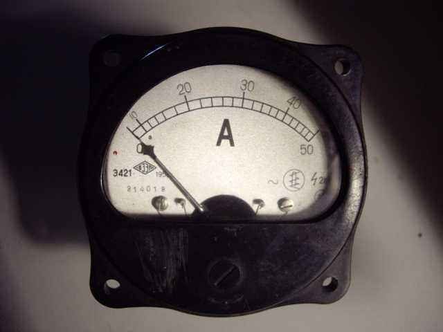 Продам: Амперметр Э421