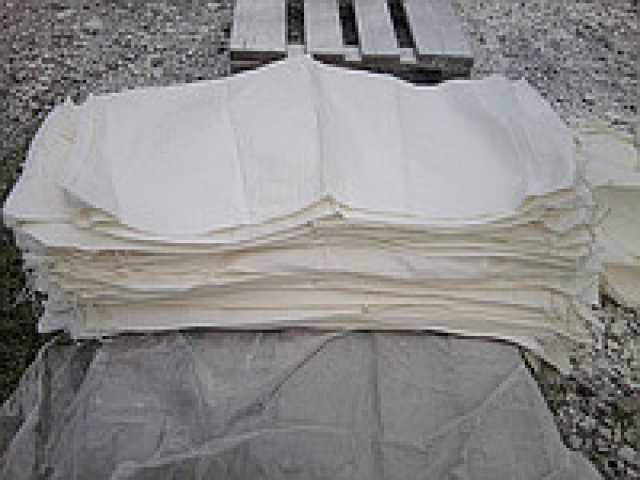 Продам мешки б/у полипропиленовые 25,50,70,100