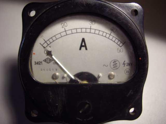 Продам: Головка  амперметр Э421