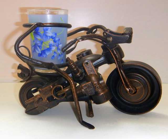 Продам Модель мотоцикла из металла - эксклюзив