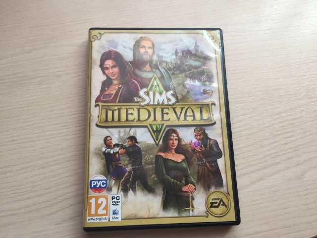 Продам SIMS_3 Medieval