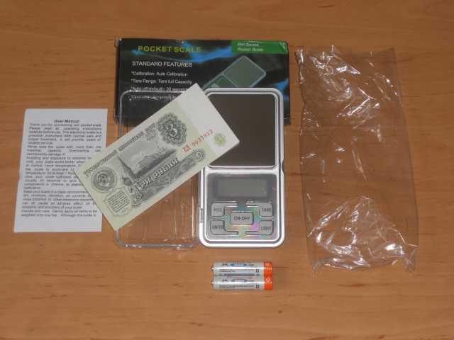 Продам Точные электронные весы 500 грамм / 0.1