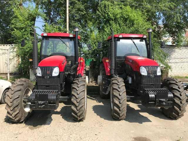 Продам трактор yto X1304 новый
