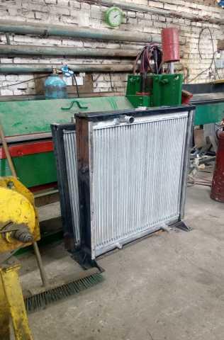 Предложение: Изготовим радиатор и кулер за три дня