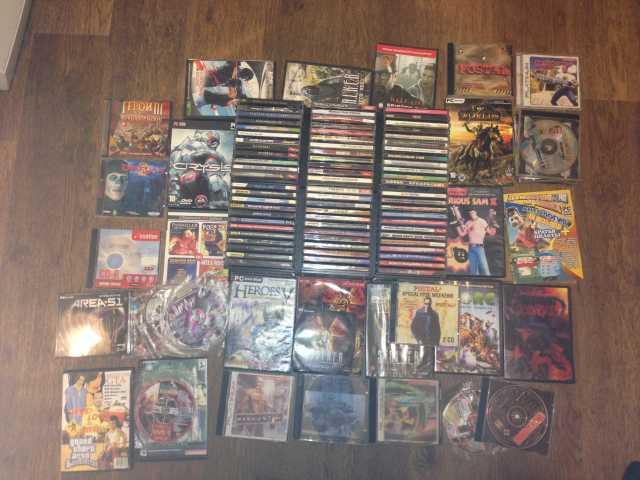 Продам Компьютерные игры, игровые диски
